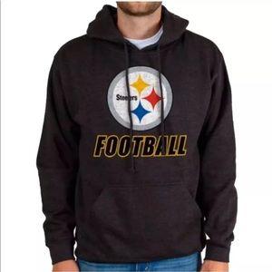 Pittsburgh Steelers JUNK FOOD Cotton Hoodie XXL